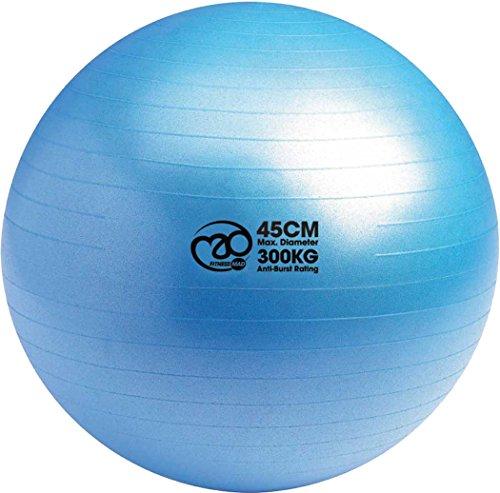 Fitness Mad Gym Yoga ab Bauch 300kg Anti-Burst Swiss Ball 45cm