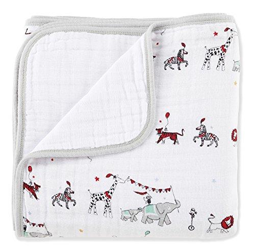 aden + anais Classic Dream Blanket, Vintage Circus