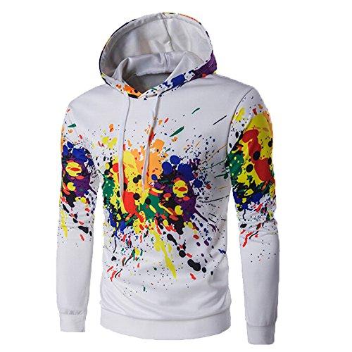 Bessky ginli -20% felpa con cappuccio in pile, abbigliamento uomo invernale, sportive sweatshirt, jumper hooded long sleeve t-shirt