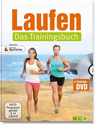 Laufen - Das Trainingsbuch: Mit Trainings-DVD -