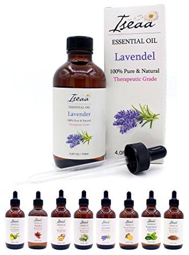 100% reines Ätherisches Lavendel Öl Therapeutische Grad Duftöl Lavendelöl für Aromatherapie,...