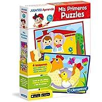 Clementoni - Baby aprende, mi primer puzzle (55116)