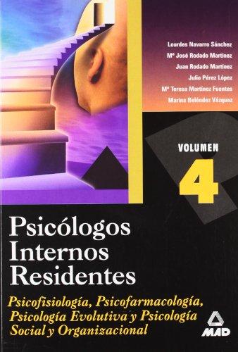 Psicologos Internos Residentes Iv