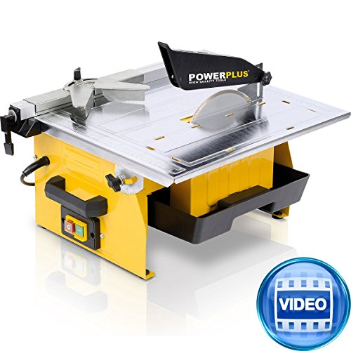 Powerplus POWX230 Fliesenschneidemaschine 750W 180mm