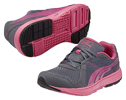 PUMA Descendant V2 Wn's - Zapatillas de running para mujer, color gris