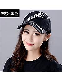 ZHANGYONG Primavera Verano Mujer Cap Gorra de béisbol Exterior Tapa Hip Hop  Sombrero para el Sol 009f56d8d74