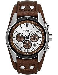 Fossil Herren-Uhren Braun CH2565