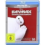 Baymax - Riesiges Robowabohu 3D+2D [3D Blu-ray]