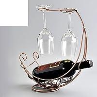 cremagliera del vino di modo creativo/titolare europea bicchiere di vino/calici