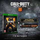 Call of Duty®: Black Ops 4 with 2 Hours of 2XP + an Exclusive Calling Card (Exclusive to Amazon.co.uk) (Xbox One)