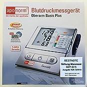 Wepa Aponorm Basis Plus Oberarm Blutdruckmessgerät Stiftung Warentest  gut