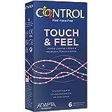 Control Touch & Feel Easy Way Preservativi Maschili - 6 Pezzi
