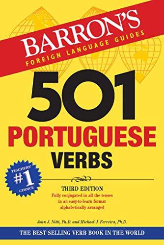 501 Portuguese Verbs (501 Verb) por John J. Nitti