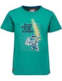 Lego Wear Nexo Knights Teo 312, T-Shirt Garçon