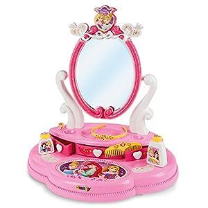 Smoby- Mesa tocador diseño Princesas (Simba Toys 320211)