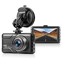 MiniShark Dash Cam Full HD 1080P Car Blackbox Car Dash Cams DVR Dashboard Camera 3�?� LCD Screen Built In WDR G-Sensor Motion Detection Parking Monitor Loop Recorder Night Vision