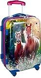 Spiegelburg 14184 Hartschalentrolley I love horses Pferdefreunde