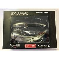 Loot Crate September 2016 Battlestar Galactica Cylon Raider 5-Inch Vinyl Figure Model by TITANS Vinyl Figures
