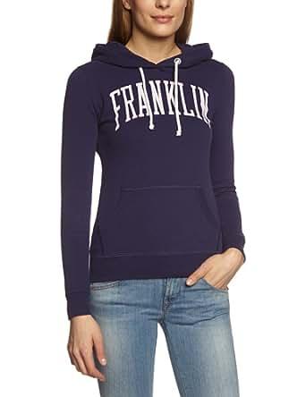 Franklin & Marshall Women FLWVA530CON, Blue (PATRIOT Navy), 16