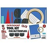 185 Streifen 120 g//m2 Karen Marie Klip: Quilling Papierstreifen Osterhasen// Bunny Mix 3/&10x450mm