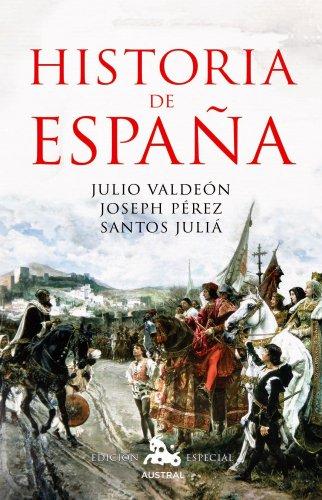 Historia de España por Julio Valdeón