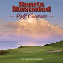 Sports Illustrated Golf Courses 2012 Wall Calendar by DateWorks (2011-08-01)