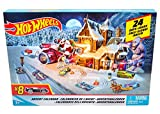 Hot Wheels FKF95 - Adventskalender 2018