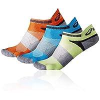 Asics - Pack de 3 Pares de Calcetines de Running de Niños Lyte