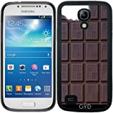 Coque Silicone pour Samsung Galaxy S4 Mini (GT-I9195) - Tablette de chocolat by wamdesign