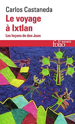 Le Voyage à Ixtlan par Carlos Castaneda