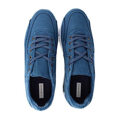 SØDERBERGH , Chaussures à lacets et coupe classique homme Violet - Indigo