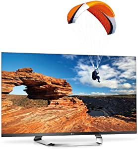 LG 42LM760S 107 cm (42 Zoll) Fernseher (Full HD, Triple Tuner, 3D, Smart TV)