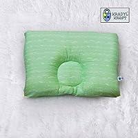 Kradyl Kroft Head Sleeping Pillow for Baby (Mint Green)