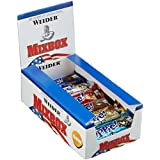 Weider YIPPIE! Bar, Mix-Box, 1er Pack (12x 70g Riegel)