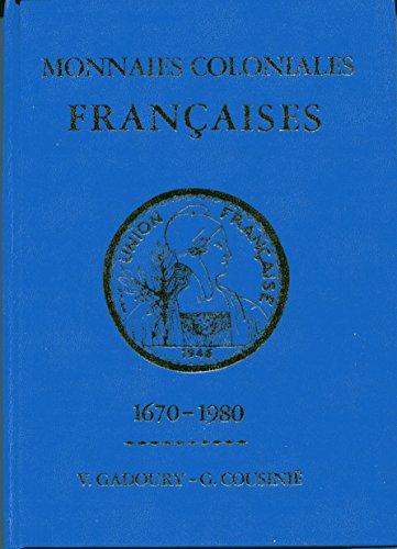 Monnaies Coloniales Franaises