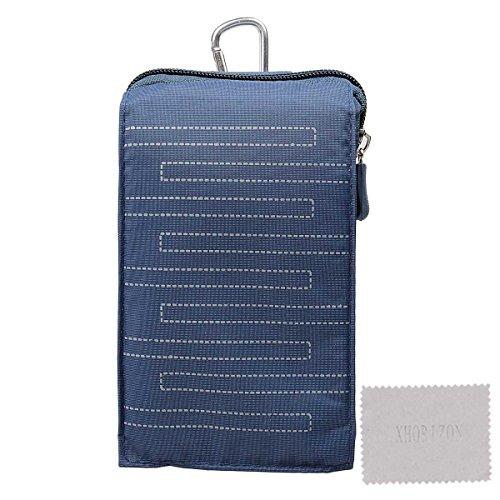 xhorizonr-universal-nylon-licht-dauerhaft-gurteltasche-praktische-sports-taschen-beutel-mit-klammer-