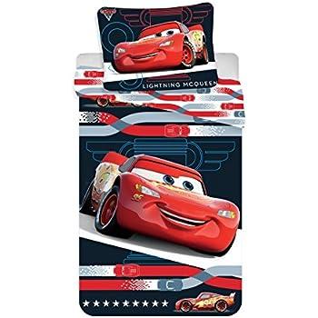Ragusa Trade Disney Cars Lightning Mcqueen Bettwasche Set Fur Jungs