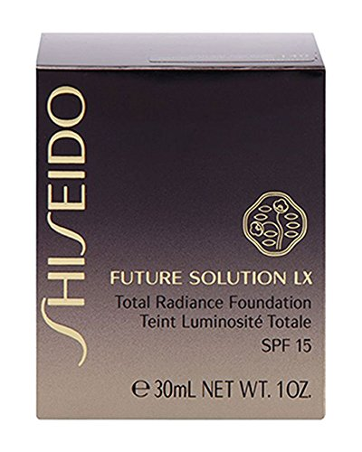 Shiseido Future Solution LX Total Radiance Foundation unisex, Foundation 30 ml, Farbe: I60, 1er Pack (1 x 0.21 kg)