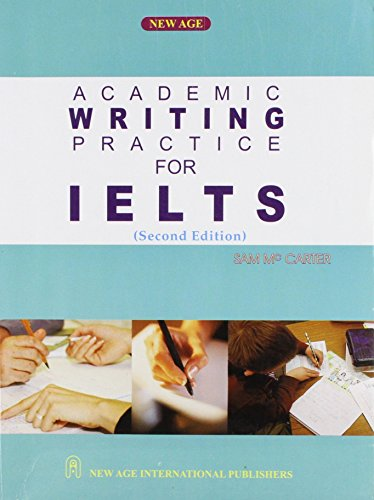 Academic Writitng Practice for IELTS