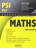 Mathématiques PSI/PSI*