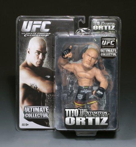 Dragon Bleu Figurine fighter TITO ORTIZ