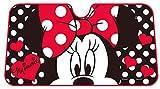 Minnie Mouse Parasole Auto Protezione Solare Isolamento Termico Barriera Luce Parabrezza Anteriore Tendina Parasole Accessori per Auto in Estate