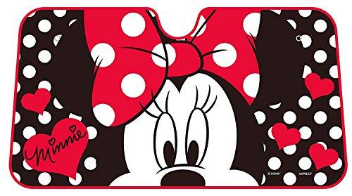 Minnie Mouse Parasol Protector Solar Parabrisa Delantera