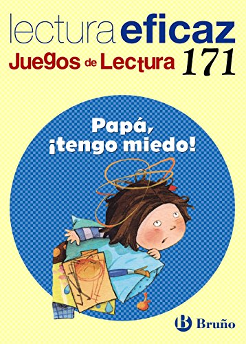 Papá, ¡tengo miedo! Juego de Lectura: JL 171 (Castellano - Material Complementario - Juegos De Lectura) - 9788421677261 por Carlos Miguel Álvarez de Eulate Alberdi