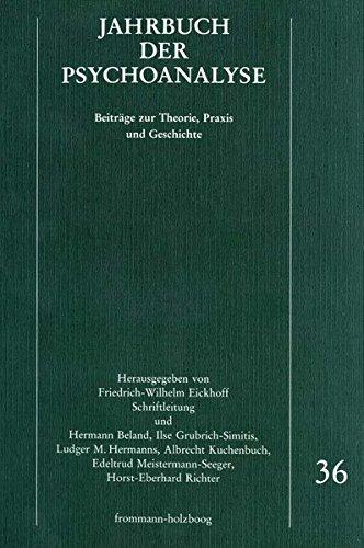 Jahrbuch der Psychoanalyse. Band 36