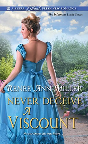 Never Deceive a Viscount (The Infamous Lords Book 2) (English Edition) - 18th Century Vampire