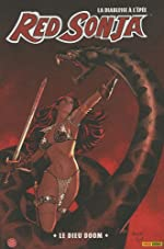 Red Sonja, Tome 6 - Le dieu Doom de Luke Lieberman