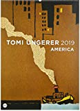 Tomi Ungerer Edition - Kalender 2019: America