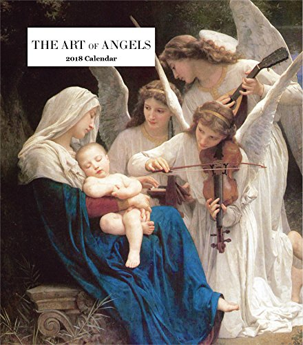 Retrospect Group the Art of Angels 2018 Desk Calendar