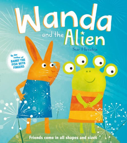 Wanda and the Alien Cover Image